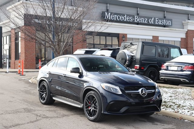 New 2019 Mercedes Benz Gle Amg Gle 63 S Coupe Coupe In Columbus