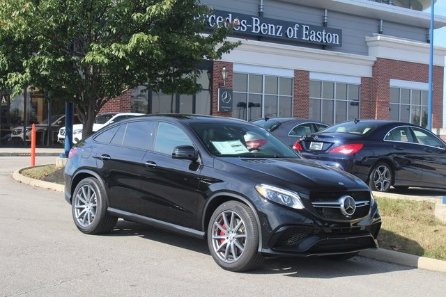 New 2018 Mercedes Benz Gle Amg 63 S Coupe