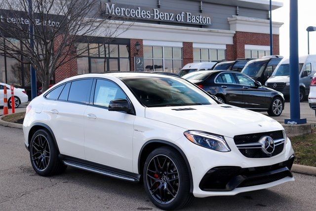Amg Gle 63 >> New 2019 Mercedes Benz Amg Gle 63 S Coupe With Navigation Awd 4matic