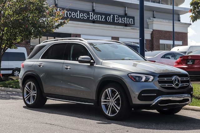 New 2020 Mercedes Benz Gle 450 With Navigation Awd 4matic