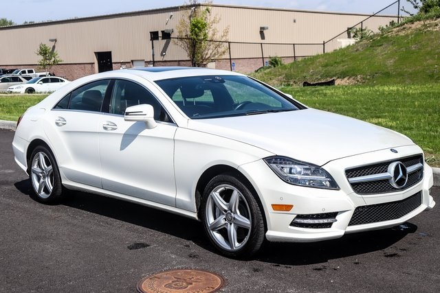 Pre-Owned 2014 Mercedes-Benz CLS CLS 550 Sport