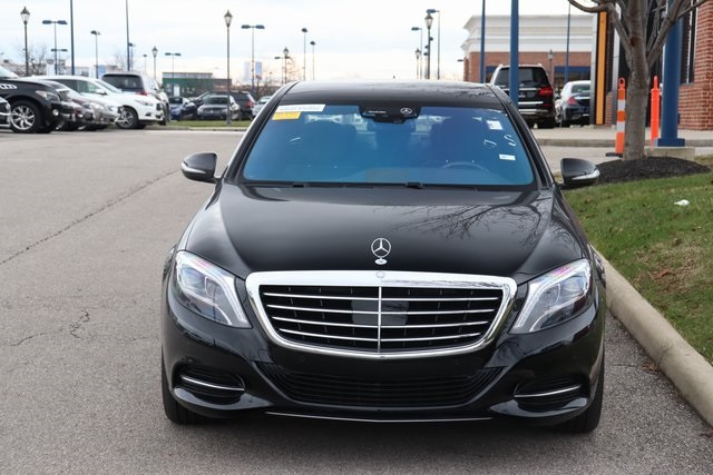 Certified Pre Owned 2017 Mercedes Benz S Cl 550