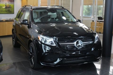 Certified Pre-Owned 2018 Mercedes-Benz GLE AMG® GLE 63 SUV