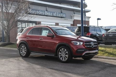 New 2020 Mercedes-Benz GLE GLE 350 With Navigation & AWD 4MATIC®