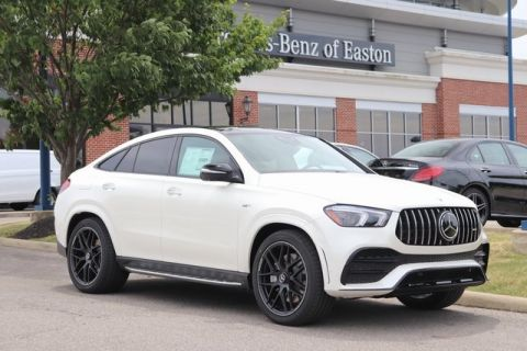 2021 Mercedes-Benz GLE AMG® GLE 53 Coupe