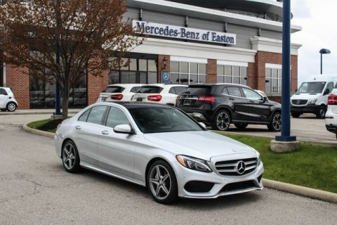 61 used cars for sale in columbus mercedes benz of easton for Mercedes benz of easton
