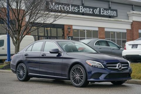 Certified Pre-Owned 2019 Mercedes-Benz C-Class C 300 Rear Wheel Drive SEDAN