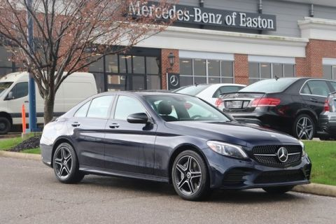 Certified Pre-Owned 2020 Mercedes-Benz C-Class C 300 AWD 4MATIC®