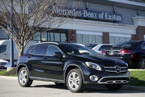 Certified Pre-Owned 2020 Mercedes-Benz GLA GLA 250 AWD 4MATIC®