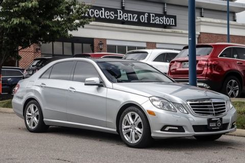 Pre-Owned 2010 Mercedes-Benz E-Class E 550