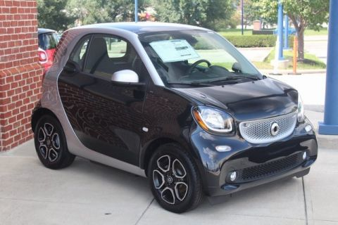 New 2018 Smart Eq Fortwo Coupe